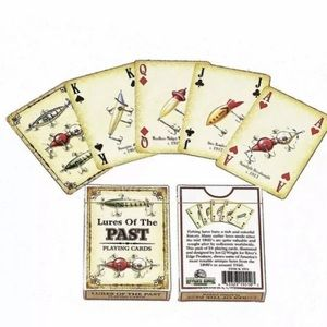 Fishing Lures Playing Cards New Deck Lures